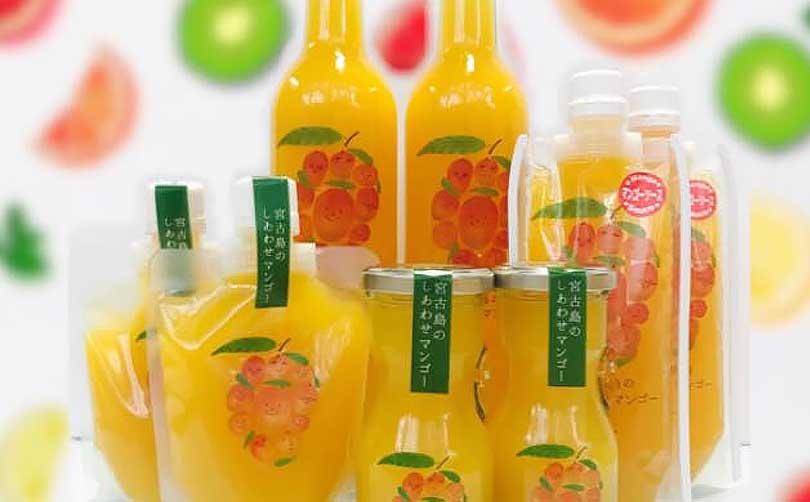 ティダファクトリ、マンゴージュース絶好調1年で3万本売る